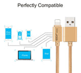 USB 2.1A 1m 2m 3m Long Charging Cable