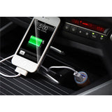 USB Ports Car Charger 2.1A