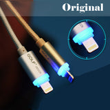 LED Light Micro Usb Cable Charger