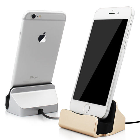 Apple iphone Charger Dock Stand