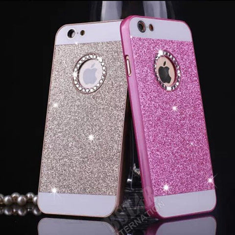iphone colors logo glitter