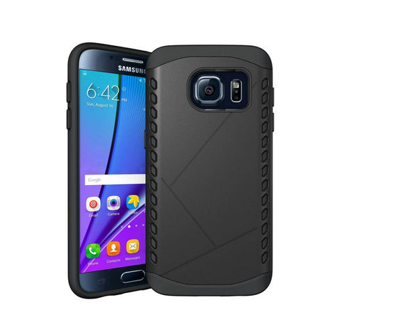 Samsung Galaxy S7 Case Hybrid Durable Shield Armor Rugged TPU