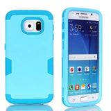 Samsung Galaxy S6 G9200 Phone Cases Impact Hybrid Rubber Coating Silicone