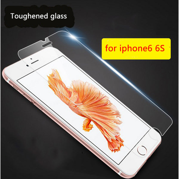 tempered glass for Apple iphone 6 6s plus
