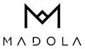 MADOLA THE LABEL LOGO