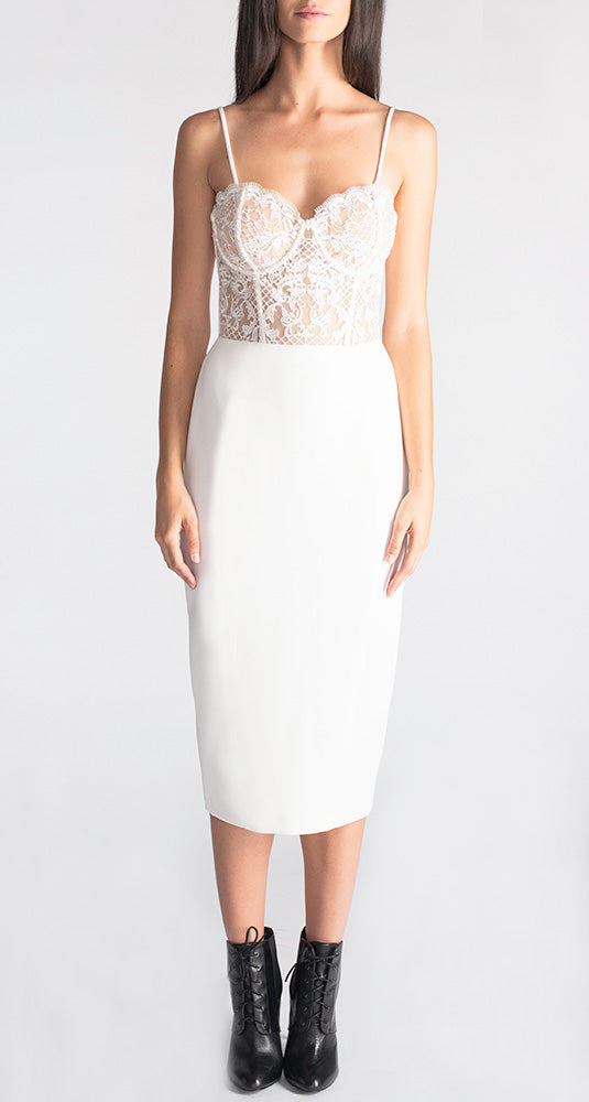 white lace dress,  DUALIPA, KENDALL JENNER, DUA LIPA, gigi hadid, bella hadid, David jones, Myer, Iconic