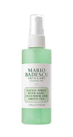 Mario Badescu Facial Spray with Aloe Cucumber and Green Tea (236ml)