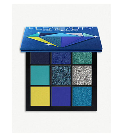 Obsessions Eyeshadow Palette - Sapphire by Huda Beauty