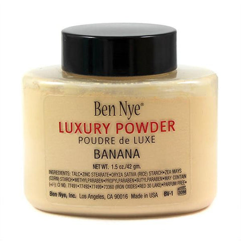 Ben Nye Bella Luxury Powder - Banana - 42gram