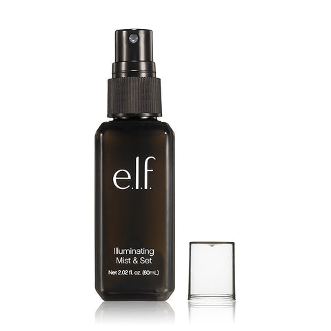 e.l.f Illuminating Mist & Set