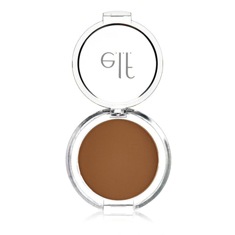 e.l.f Prime & Stay Finishing Powder - Medium-Dark
