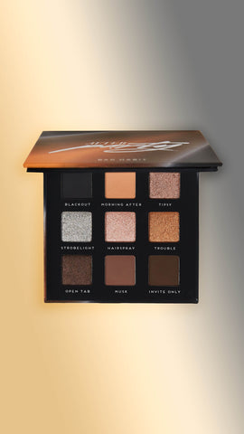 After Party Eyeshadow Palette by Bad Habit