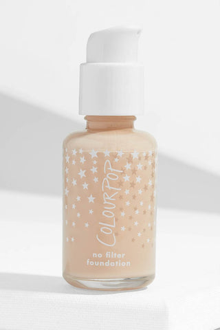 Colourpop No Filter Foundation - Fair 30