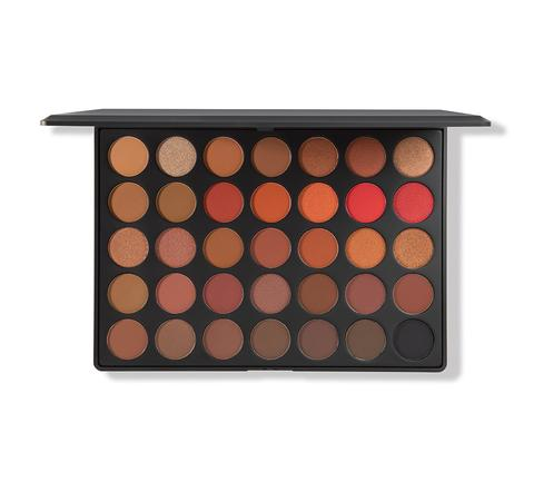 Morphe 35O2 - Second Nature Eyeshadow Palette