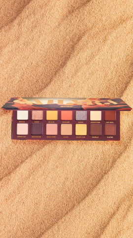 Sahara Eyeshadow Palette by Face Candy