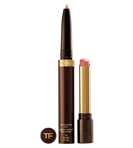 Lip Contour Duo Fling It On