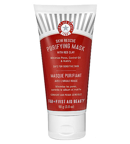 Skin Rescue purifying mask 85ml by First Aid Beauty