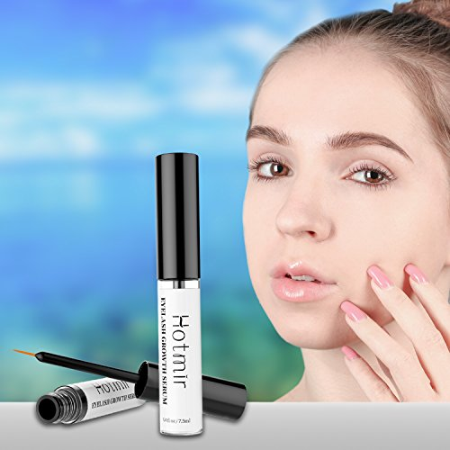 22b58b45720 Eyelash Growth Serum, Lash Growth Serum Hotmir Eyelash & Eyebrow Growth,  Enhancer, Naturally.