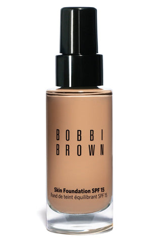 Bobbi Brown Skin Foundation SPF 15, No. 3.5 Warm Beige, 1 Ounce