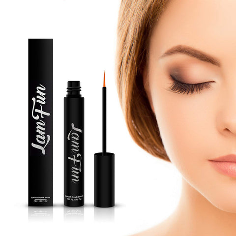 6bf3955d080 Eyelash Growth Serum, LamFun Natural Lash and Brow Boost Enhancer & Eyebrow  Growth Serum for