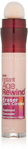 Maybelline New York Instant Age Rewind Treatment Concealer, Light