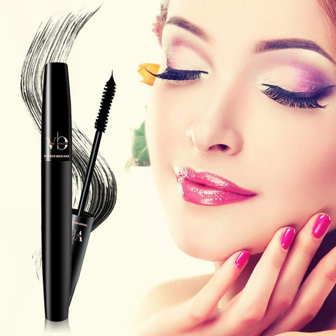 3D Mascara Fiber Lashes, Premium Fiber Mascara Best for Thickening & Lengthening, Long Lasting,...