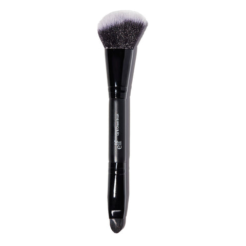 e.l.f. Dual-Ended Lip & Cheek Brush