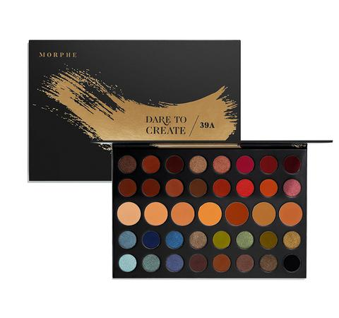 Morphe 39A - Dare to Create Eyeshadow Palette