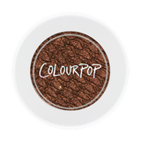 Mooning Eye Shadow Colourpop blackened bronze highlighted pearlized glitter