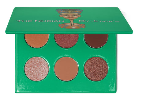 Juvia's Place Nubian Mini Eyeshadow Palette
