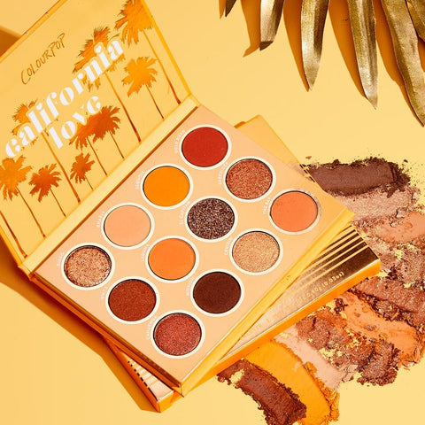 Colourpop California Love (Shadow Palette)