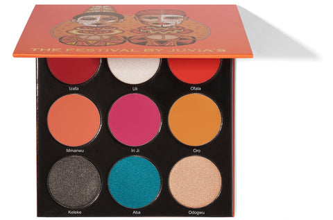 Juvia's Place The Festival (Eyeshadow Palette)