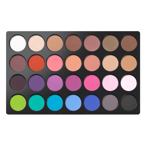 BH Cosmetics Modern Mattes – 28 Color Eyeshadow Palette