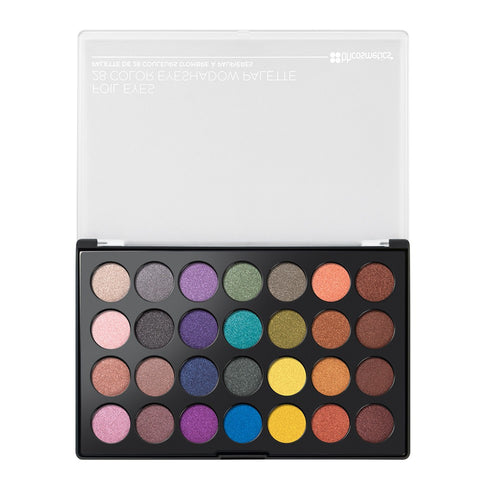 BH Cosmetics Foil Eyes-28 Color Eyeshadow Palette
