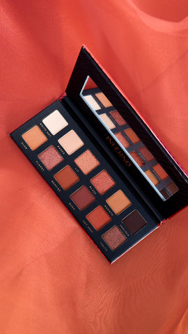 Inferno Eyeshadow Palette by Bad Habit
