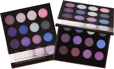 BH Cosmetics Midnight Affair Eyeshadow Palette