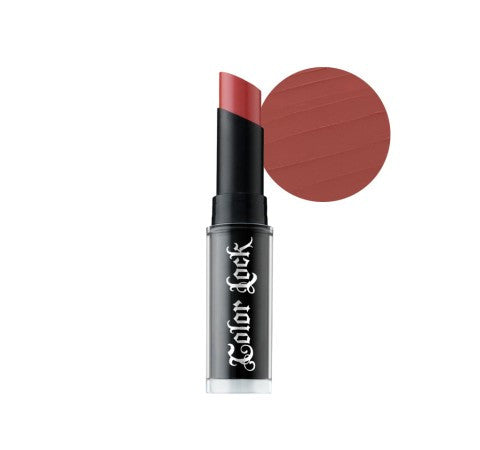 BH Cosmetics Color Lock Long Lasting Matte Lipstick - Devotion