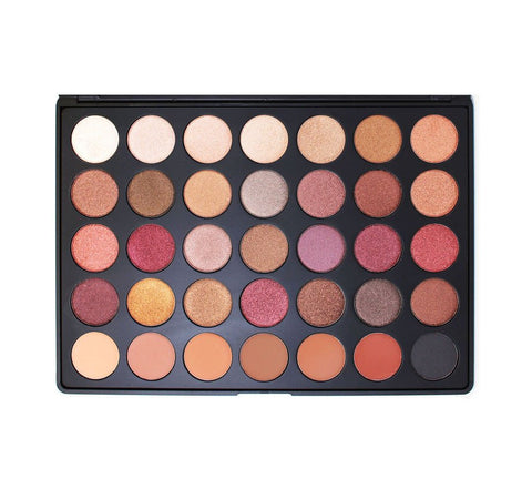 Morphe 35F - Fall into Frost Palette