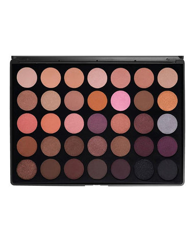Morphe 35W - 35 Colour Neutral Matte and Shimmer Palette