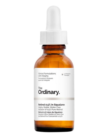 The Ordinary Retinol 0.5% in Squalane ( 30ml )