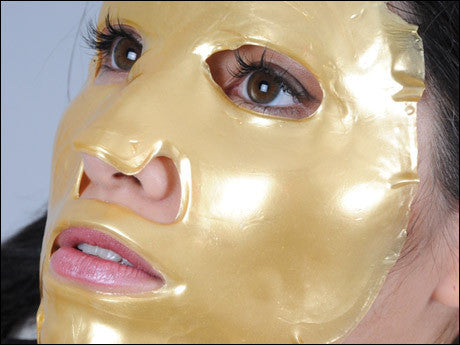 24k Gold Bio-collagen Facial Mask