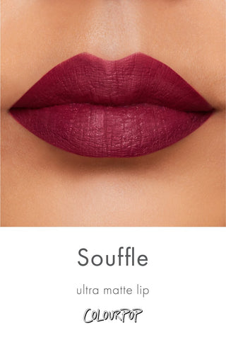 Colourpop Souffle (Ultra Matte Lip)