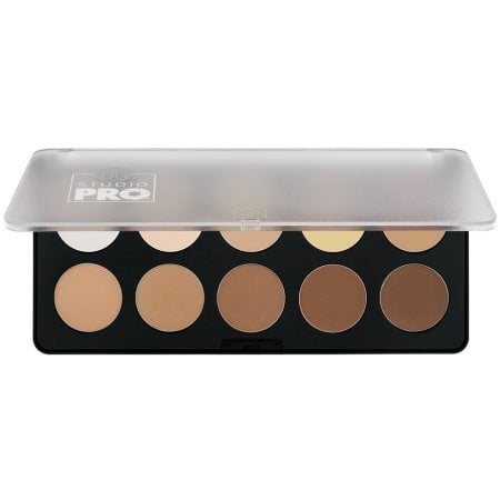 BH Cosmetics	Studio Pro Shade & Define 10 Color Contour Palette
