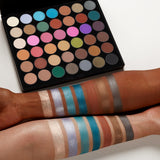 BH Cosmetics Studio Pro Ultimate Artistry - 42 Color Shadow Palette
