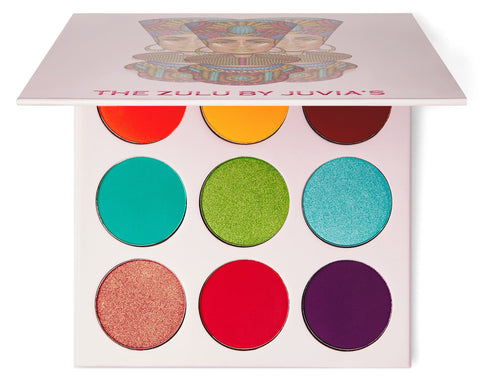 Juvia's Place The Zulu Eye Shadow Palette