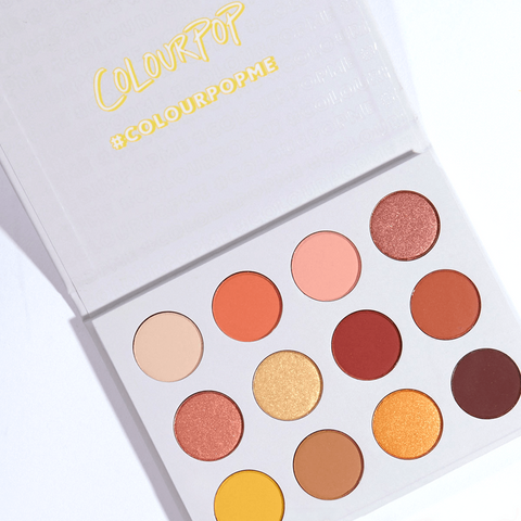 Colourpop Yes, Please! (Pressed Powder Shadow Palette)