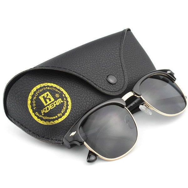 Classic Polarized Sunglasses + FREE Case