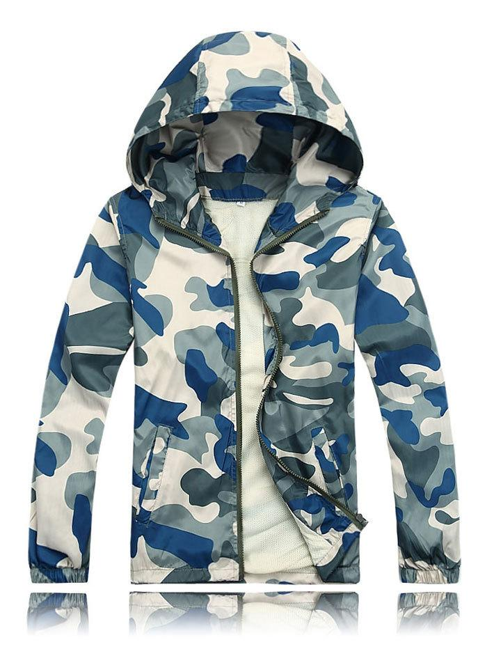 Camouflage Army Jacket