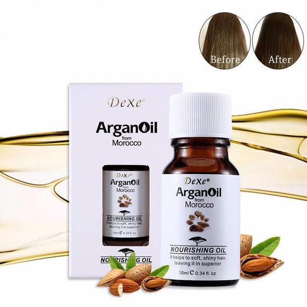 Moroccan Oil Hair Care Treatment Organic Argan Oil 10ml