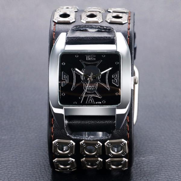 Trendy Skull Watch